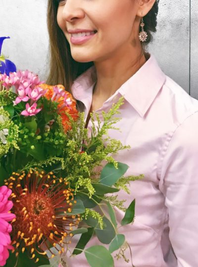 A Florist's Secrets: Making Bouquets Even More Beautiful